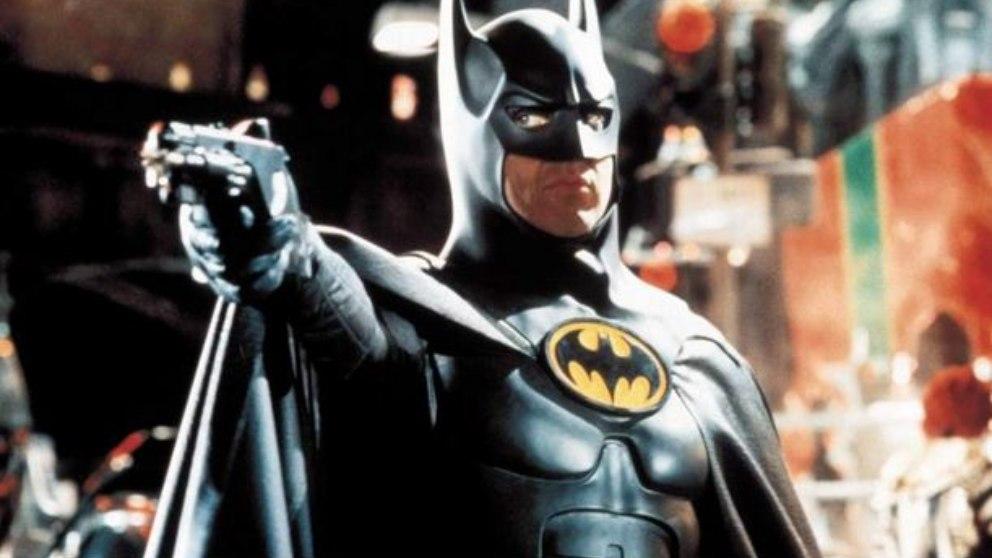Michael Keaton ha sido el actor que ha interpretado dos veces a Batman en el cine.