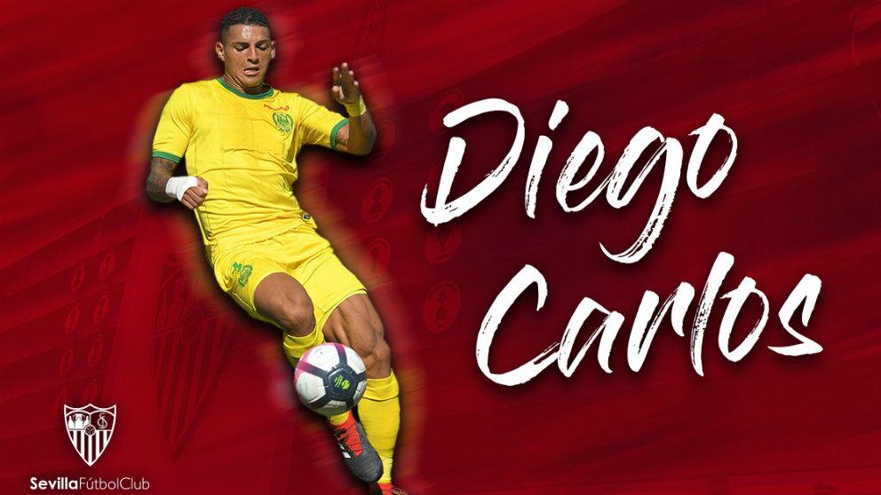 Diego Carlos (Sevilla FC)