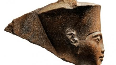 Busto de Tutankamón @Christie's