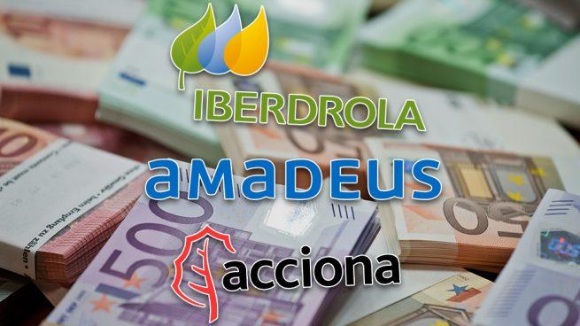 Acciona, Iberdrola y Amadeus, las empresas con más autocartera: acumulan 2.000 millones en acciones propias