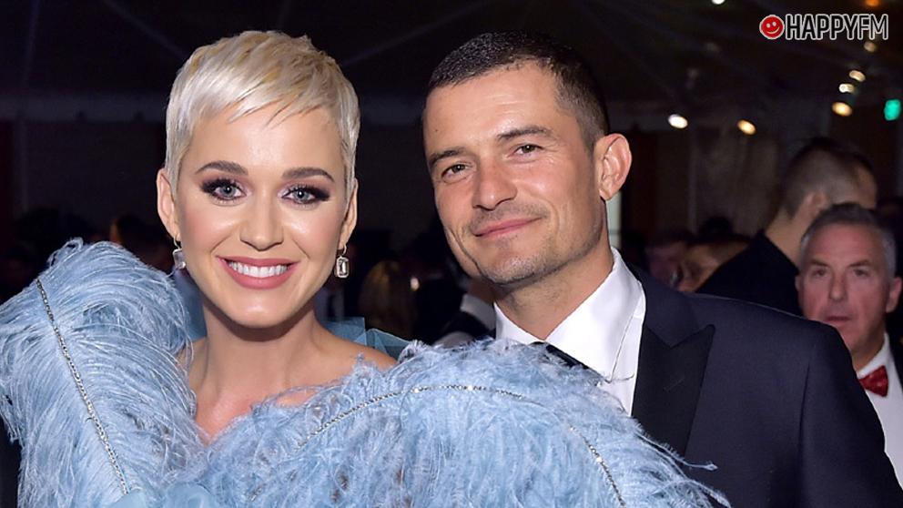 Katy Perry y Orlando Bloom, la boda más esperada