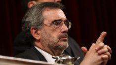 Manuel Cruz, presidente del Senado. (Foto. PSOE)