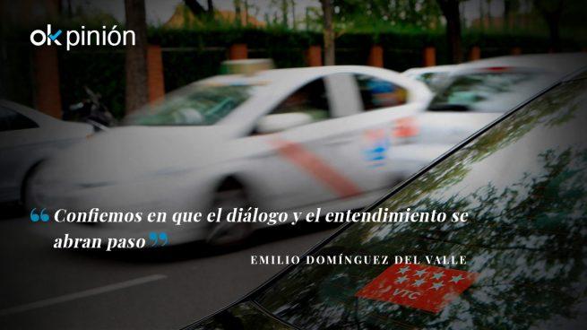 El diálogo como tarea irrenunciable ante el conflicto de VTC y Taxis