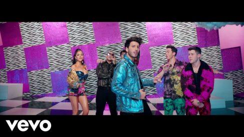 Runaway, la canción que ha unido a Jonas Brothers, Sebastián Yatra, Daddy Yankee y Natti Natasha