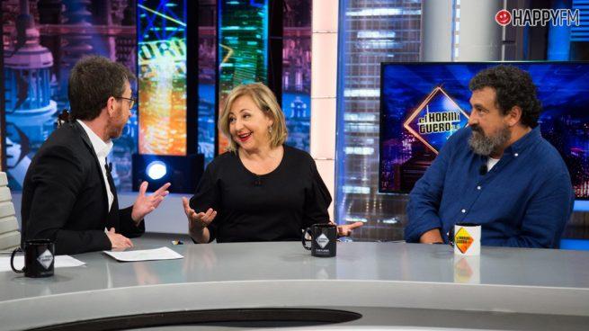 Carmen Machi no duda en elogiar a este político en 'El Hormiguero'