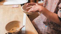 Guía de pasos para hacer un tazón con papel de forma fácil