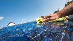 Todos los pasos a seguir para realizar el mantenimiento de los paneles solares