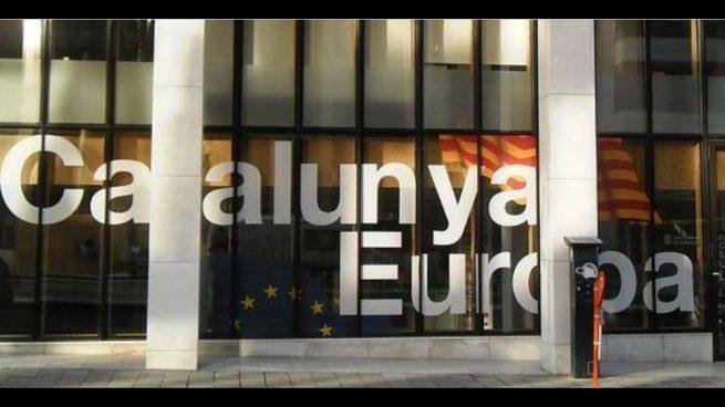 Una de las embajadas catalanas en el extranjero