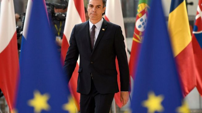 Pedro Sánchez luz