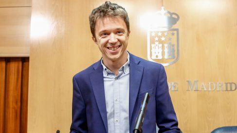 Iñigo Errejón, diputado de Más Madrid @Getty