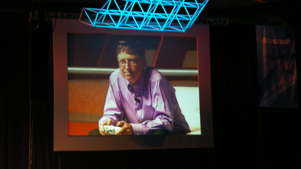 Lee grandes frases de Bill Gates sobre éxito