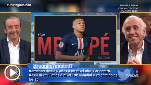 Mbappé ha recibido una llamada de Zidane.