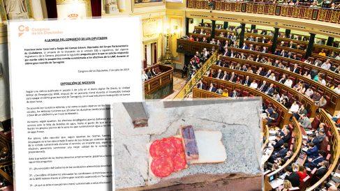 La oposición lleva al Congreso la noticia de OKDIARIO sobre la comida de la UME.