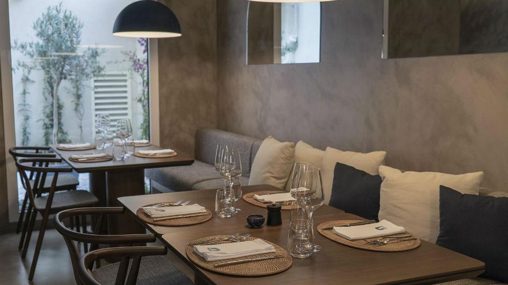 Diseño del restaurante Pante