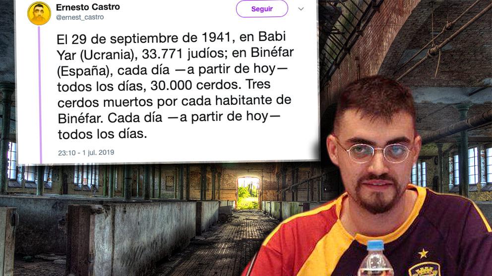 Ernesto Castro, profesor de la Universidad Complutense.