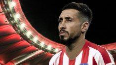 Héctor Herrera, nuevo fichaje del Atlético de Madrid (@HHerreramex)
