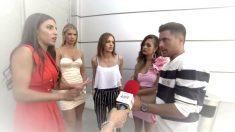 Miguel a la gresca con sus chicas de 'MYHYV'
