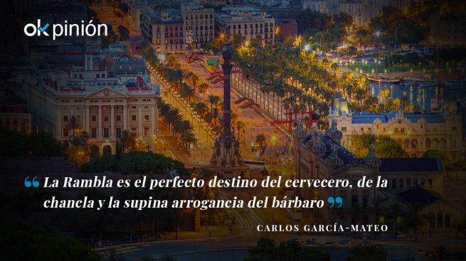 Barcelona, último viaje al turismo