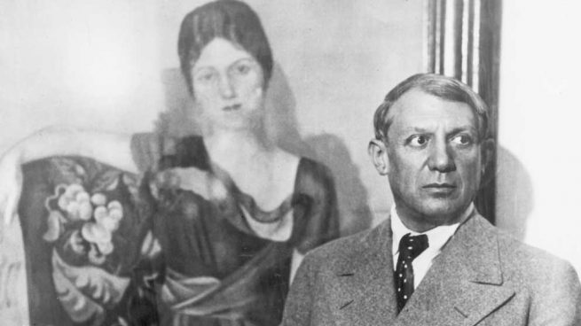 Olga no fue la culpable de que Picasso se convirtiera en un artista al servicio de la burguesía
