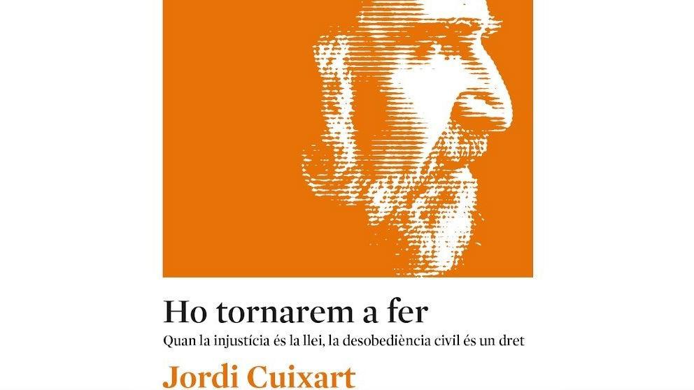 Portada del libro de Jordi Cuixart