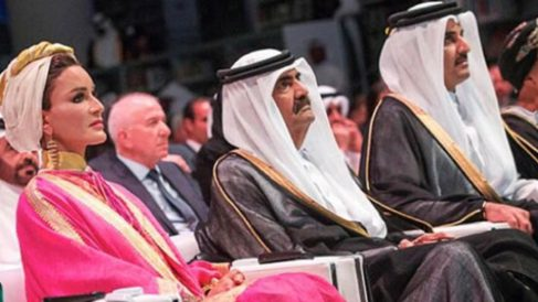 Los qataríes que fueron víctimas del robo son familiares directos del emir de Qatar.