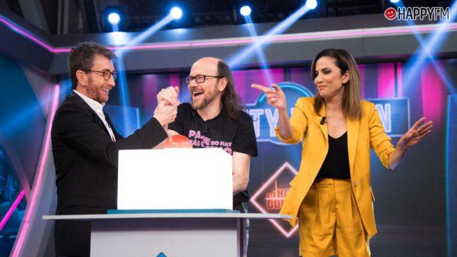'El Hormiguero': Pablo Motos no duda en lanzar varias pullas a Santiago Segura