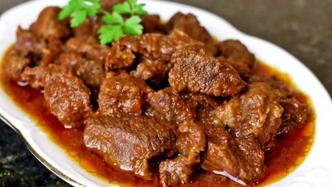 Guiso de carne