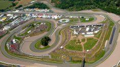 Circuito de Sachsenring, donde se disputa el MotoGP Gran Premio de Alemania 2019. (MotoGP)