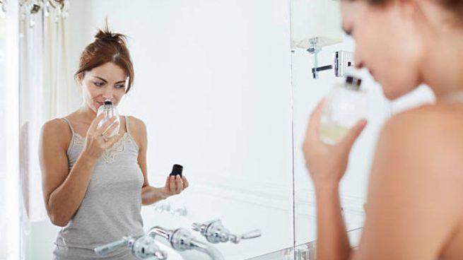 eliminar el olor a perfume