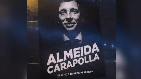 Imagen de la campaña 'Almeida Carapolla'.