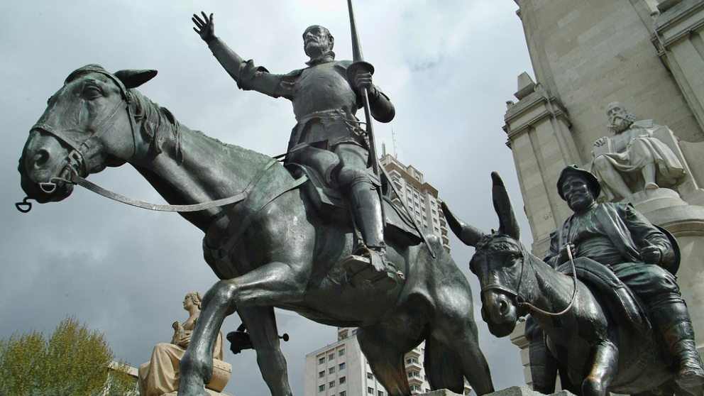 Lee frases de Miguel de Cervantes