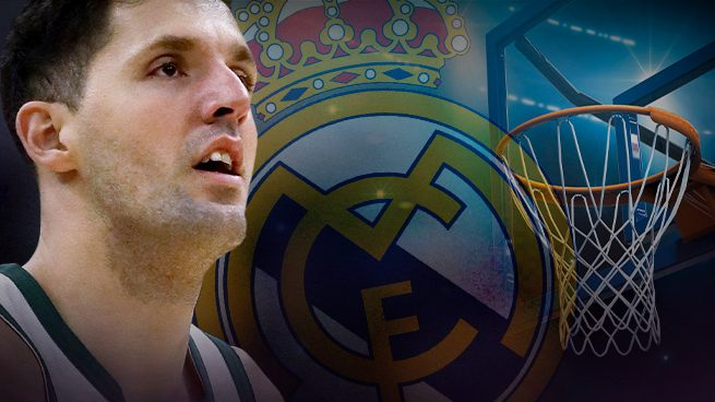 Nikola Mirotic ha traicionado al Real Madrid.