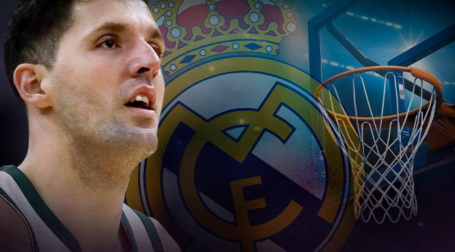Nikola Mirotic ha traicionado al Real Madrid.