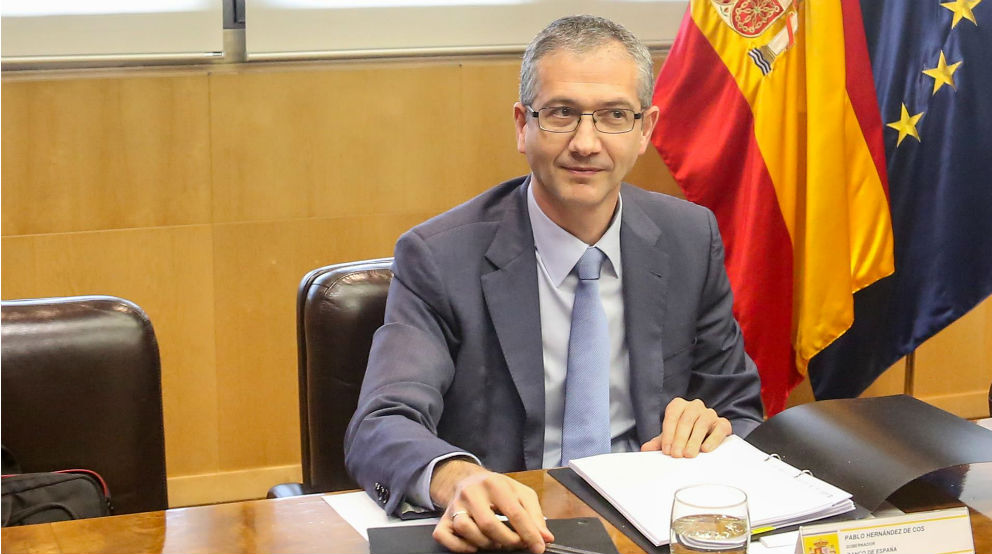 Pablo Hernández de Cos