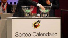 El sorteo del calendario de la Liga Santander 2019-2020, en streaming.