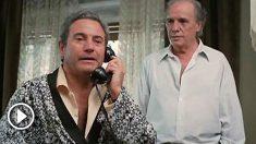 Arturo Fernández y Paco Rabal en la película 'Truhanes' que catapultó a la fama al asturiano.