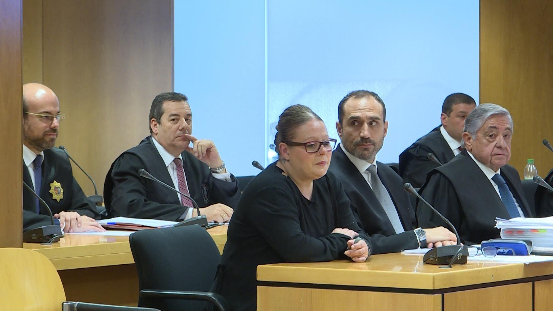 Auxiliar de enfermería de Alcalá de Henares en el juicio @EP