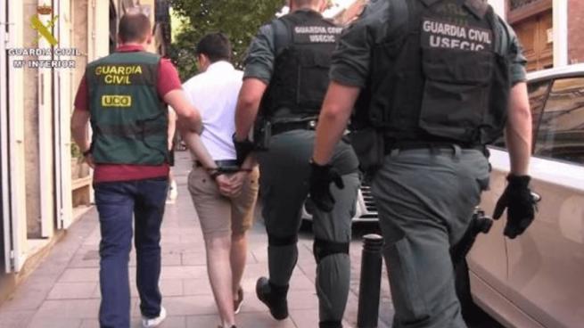 Uno de los mayores ciberdelincuentes de España ha sido detenido @GC