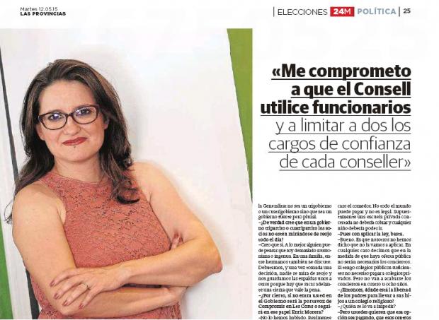 Ximo Puig engorda su Gobierno con Podemos y Compromís: 81 cargos más con un coste de 4,5 millones