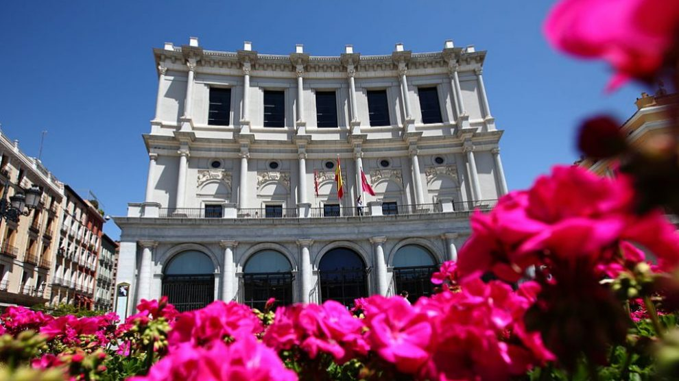 Teatro Real de Madrid @Getty