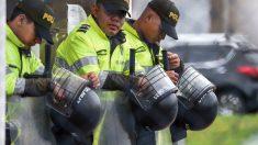 Policía de Colombia @Getty