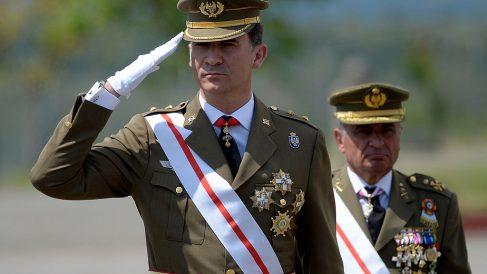 Felipe VI en Talarn @Getty