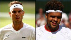 Nadal – Tsonga: hora y dónde ver el partido de Wimbledon.