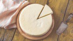 Receta de Tarta de horchata sin horno
