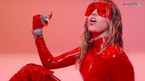 YouTube borra el vídeo de Miley Cyrus