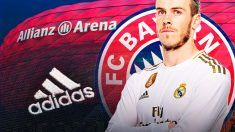 Gareth Bale es el jugador que puede desbloquear el fichaje de Pogba.