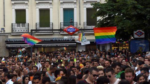 Los bares de Chueca son parte importante en las celebraciones del Orgullo Gay
