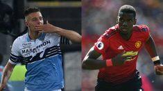 El United piensa en Milinkovic-Savic por si sale Pogba.