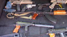 Arsenal armas guerra (EUROPAPRESS)