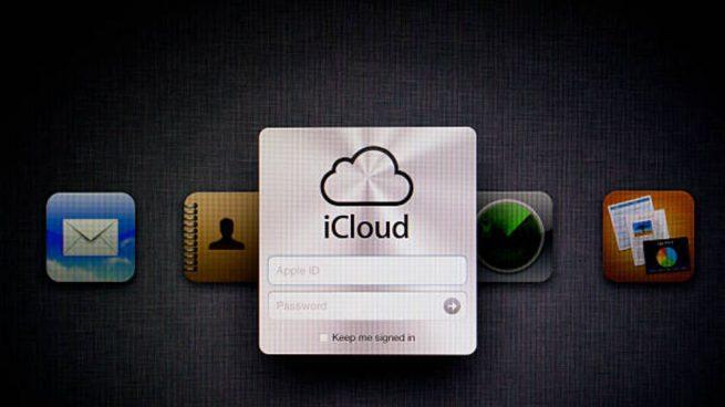 eliminar archivos y datos de iCloud
